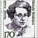 2015. Hannah Arendt 002 stamps